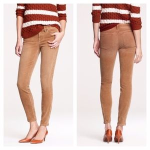 J.Crew Toothpick Super-skinny Stretch Cord